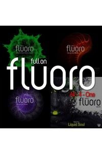 VA - Full On Fluoro All 4 One (Mixed By Simon Patterson, Yahel, Activa & Liquid Soul) | MP3