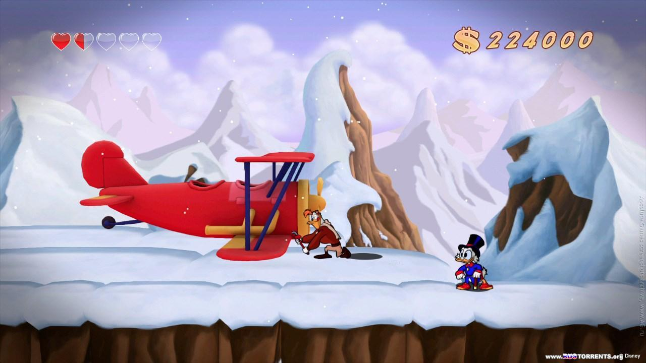 DuckTales: Remastered [v 1.0r4] | P� | RePack �� Fenixx