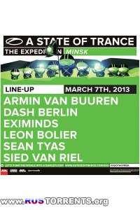 Armin van Buuren - A State Of Trance Episode 600 - Live Minsk, Belarus [07.03.2013]
