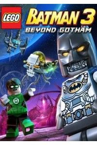 LEGO Batman 3: Beyond Gotham | PC | Лицензия