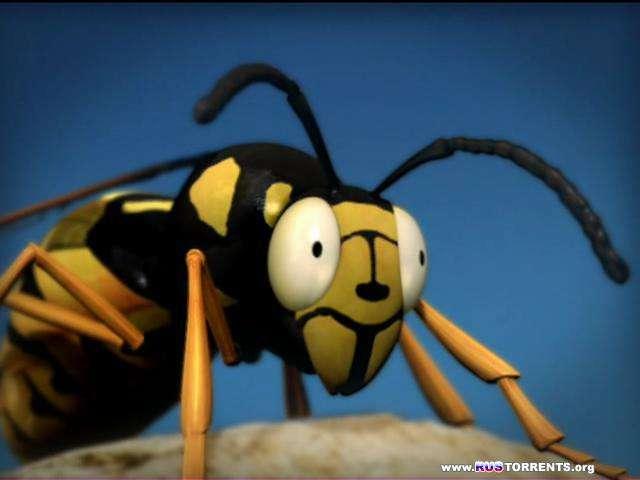 Крошечные существа - Частная жизнь насекомых   DVDRip