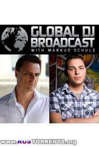 Markus Schulz - Global DJ Broadcast - guest Dennis Sheperd