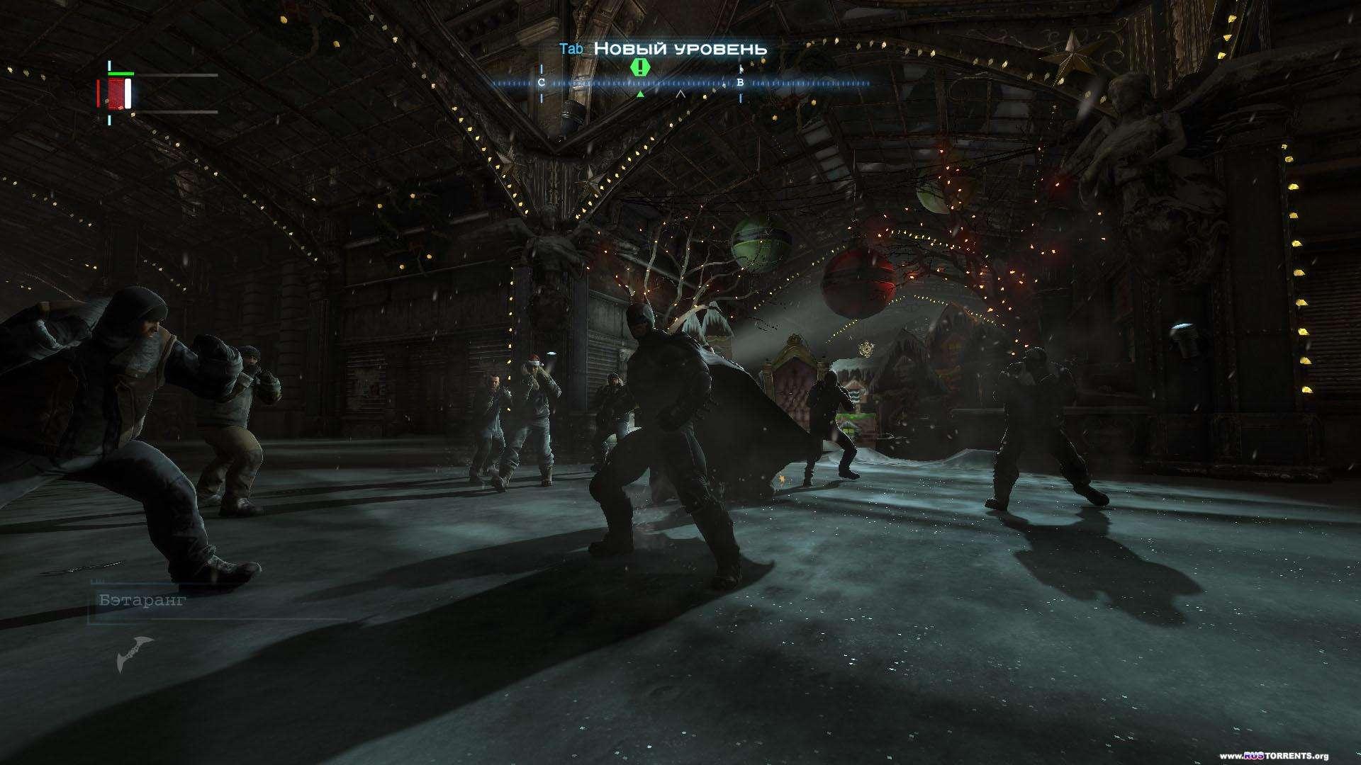 Batman: Arkham Origins - The Complete Edition   PC   Лицензия