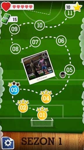 Score! Hero v1.17 Mod Para Hileli Apk İndir