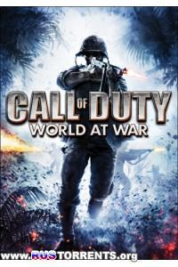 Call of Duty: World at War | PC | RePack от R.G. Механики