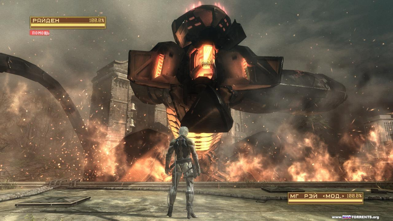 Metal Gear Rising: Revengeance | PC | RePack by Mizantrop1337