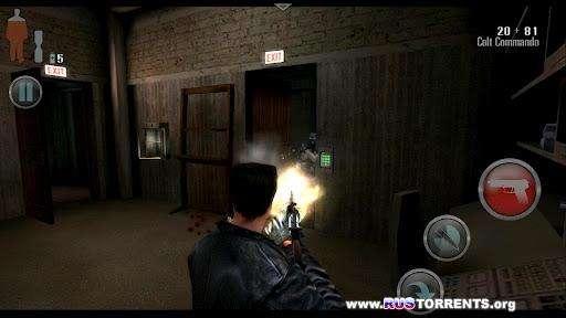 Max Payne Mobile v1.1 | Android