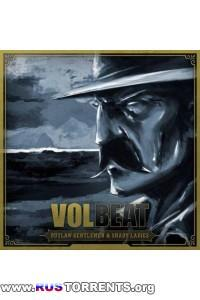 Volbeat - Outlaw Gentlemen & Shady Ladies (Limited Deluxe Book Edition) 2CD