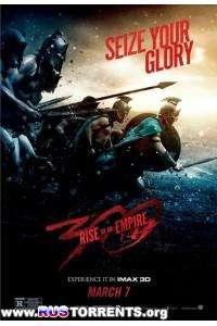 300 спартанцев: Расцвет империи | BDRip 720p | Лицензия