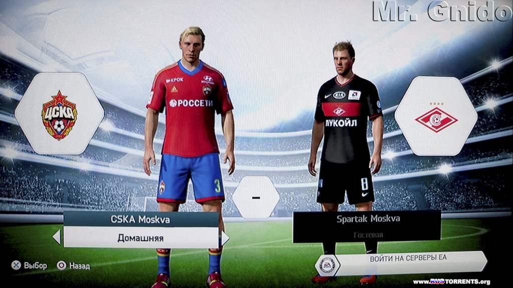 FIFA 14 | PS3 | Rip