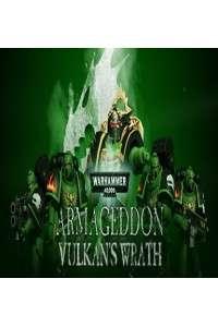 Warhammer 40,000: Armageddon - Vulkan's Wrath | PC | Лицензия