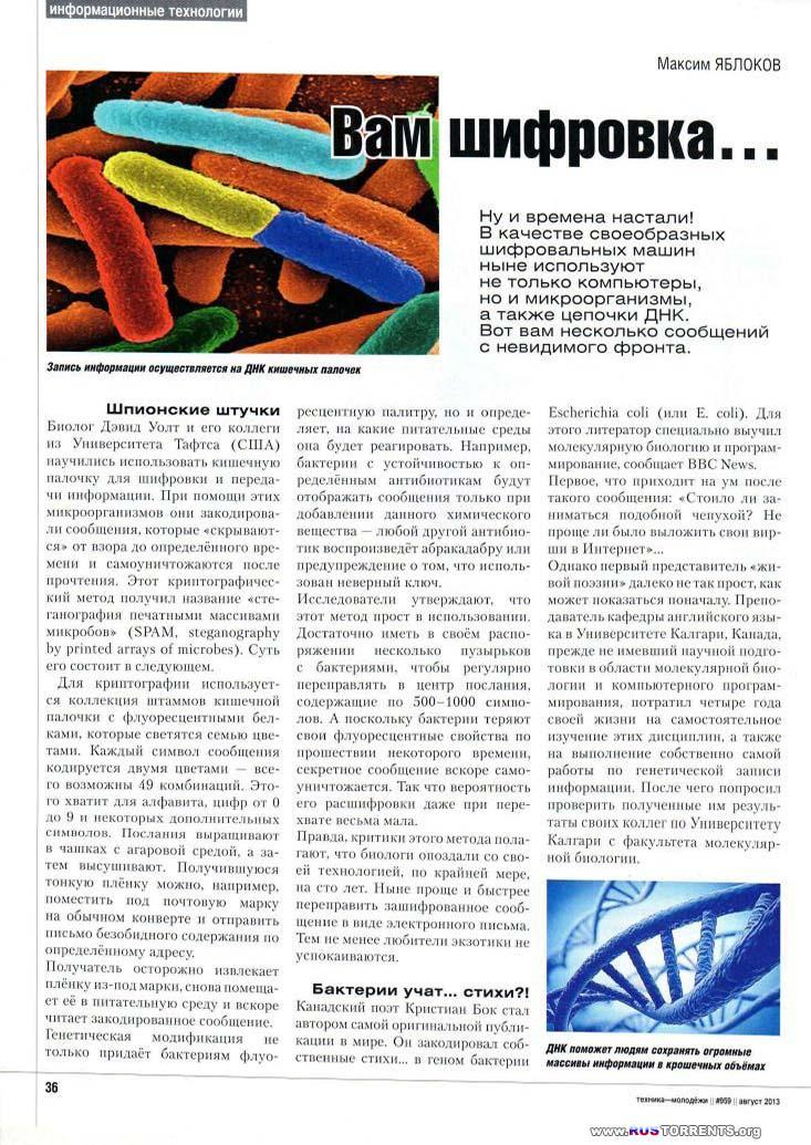 Техника молодежи [34 номеров]   PDF