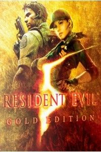 Resident Evil 5: Gold Edition / Biohazard 5: Gold Edition | PC | Steam-Rip от R.G Pirates Games