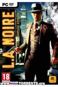 L.A. Noire: The Complete Edition [v. 1.3.2617 + 4DLC] | PC | RePack от R.G.Repacker's
