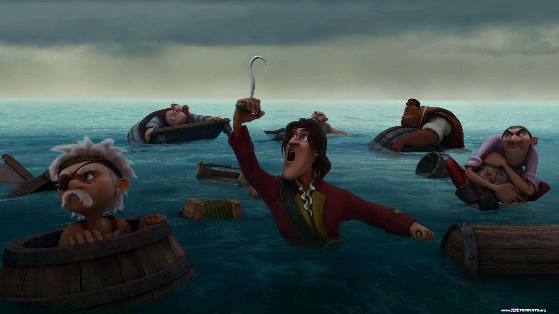 Феи: Загадка пиратского острова | BDRemux | BDRemux | D | Лицензия