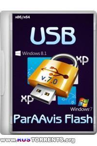 ParAAvis Flash v.7.0 (х86/х64) RUS/ENG