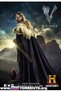 Викинги [01 сезон: 01-09 серии из 09] | WEB-DL 1080p | LostFilm