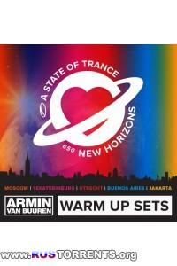 VA - A State Of Trance 650 (Armin van Buuren - Warm Up Sets) (Moscow, Yekaterinburg, Utrecht, Buenos Aires & Jakarta) | MP3