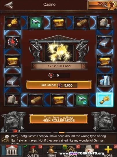 Game of War – Fire Age [v. 2.6.369] | Android