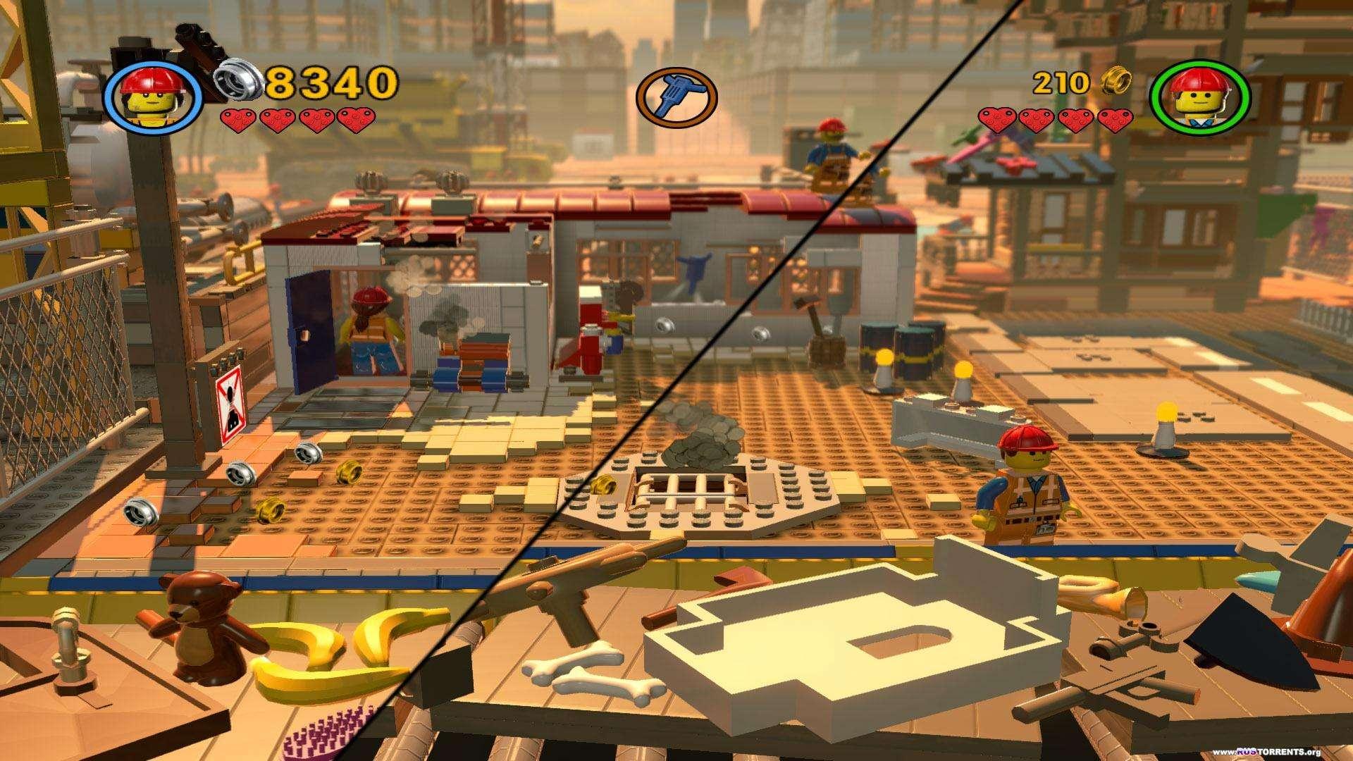 LEGO Movie: Videogame | PC | Лицензия