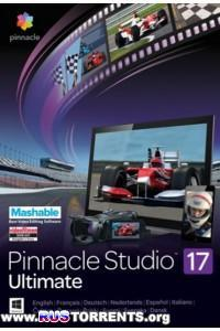 Pinnacle Studio Ultimate 17.0.1.134 + Collection by VPP (Multi/Rus)