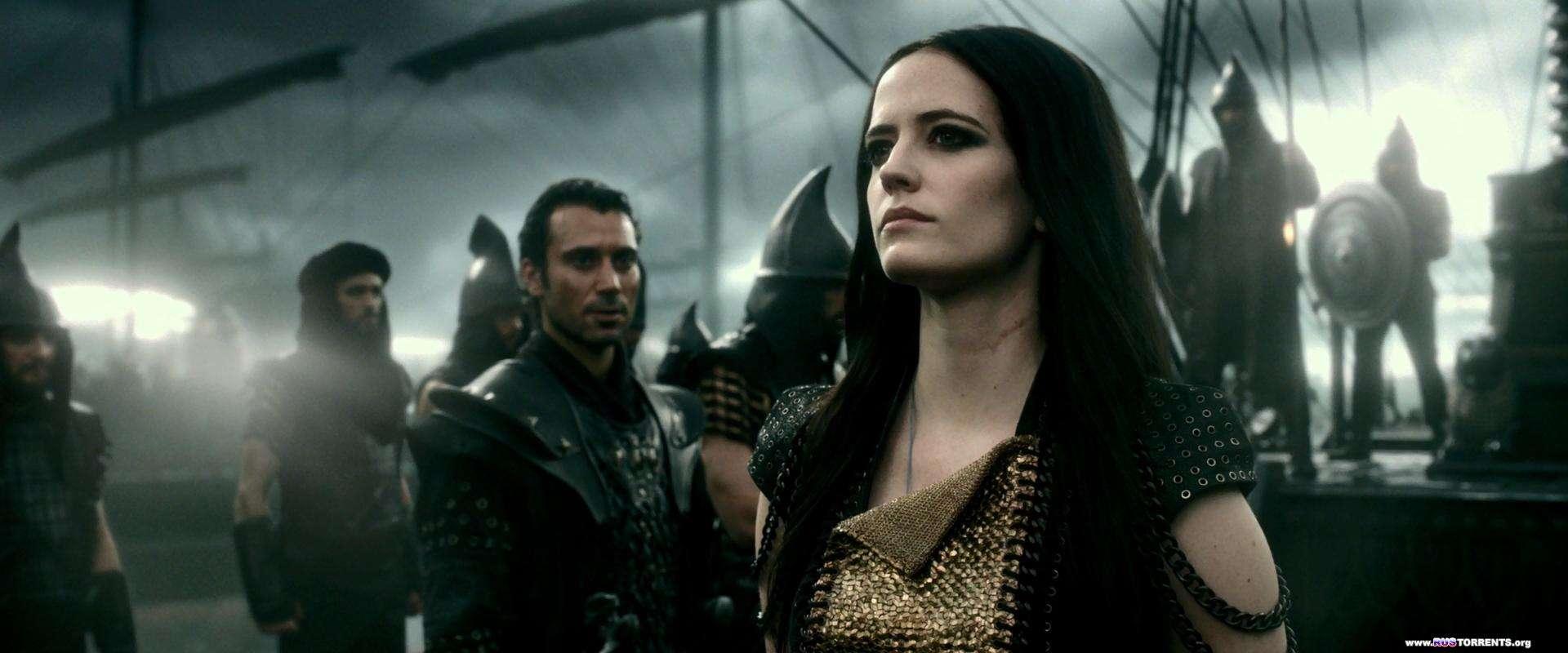 300 спартанцев: Расцвет империи | BDRip 1080p | Лицензия