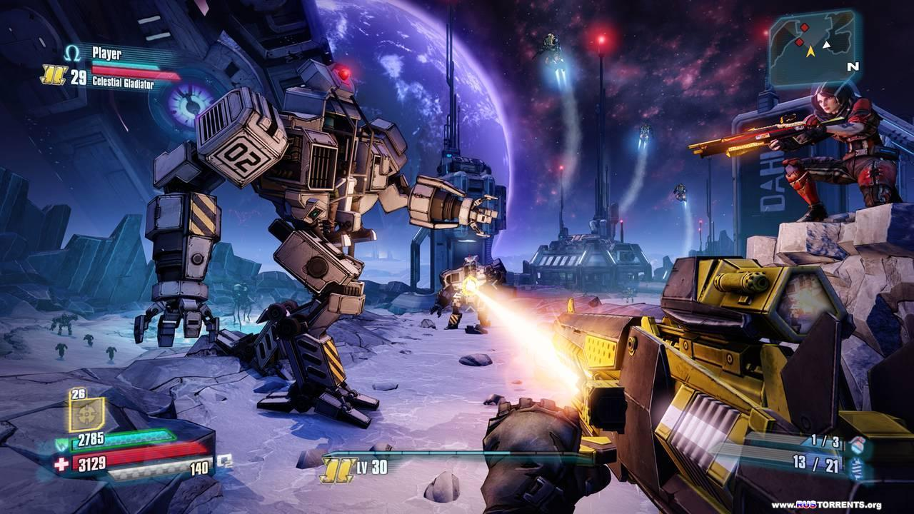 Borderlands: The Pre-Sequel! | XBOX360