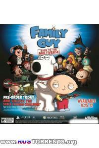 Family Guy: Back to the Multiverse | PC