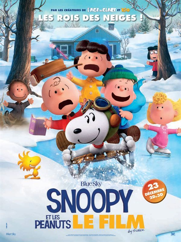 Snoopy et les Peanuts - Le Film [FRENCH DVDSCR]