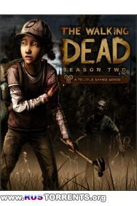 The Walking Dead: The Game. Season 2 - Episode 1 and 2 | PC | RePack от R.G. Catalyst