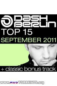 VA - Dash Berlin Top 15: September 2011