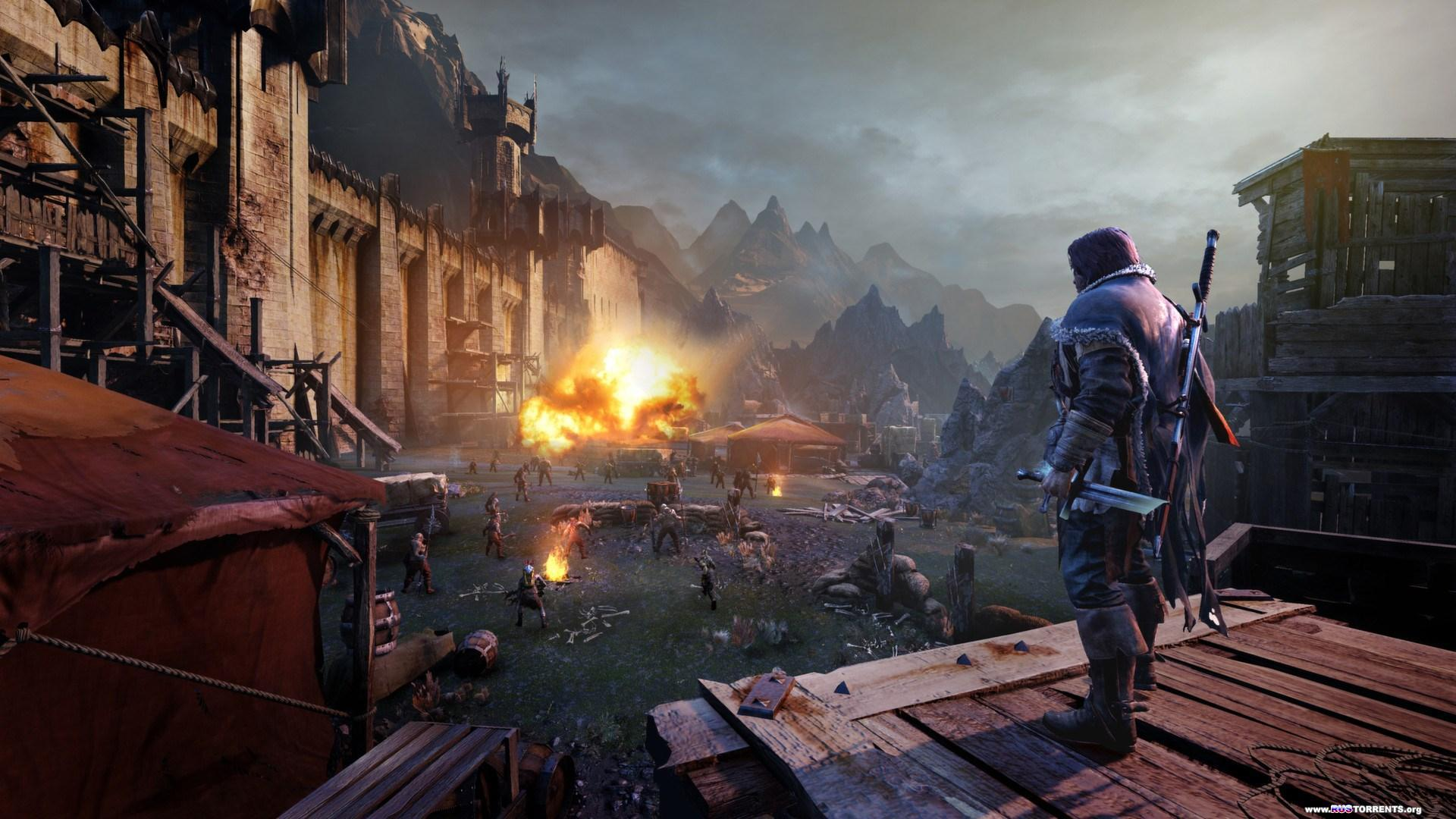 Middle Earth: Shadow of Mordor Premium Edition | РС | Лицензия