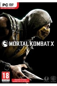 Mortal Kombat X | PC | Лицензия