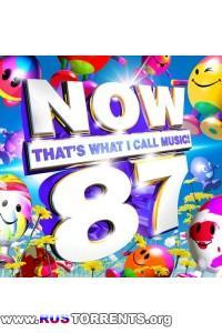 VA - Now That's What I Call Music! 87 (2CD)
