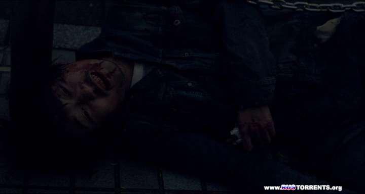 Дорога цвета крови | DVDRip