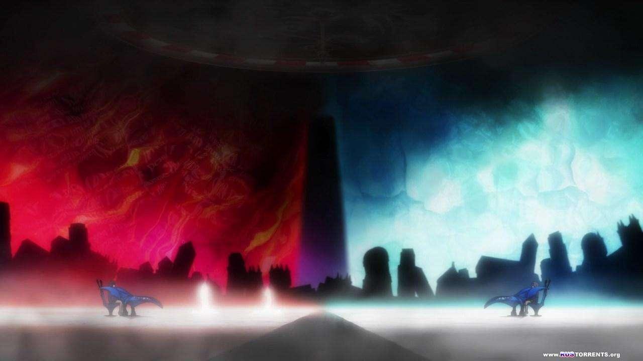 Заражённый селектор WIXOSS [01-02 из 12] | WEBRip 720p | AniFilm