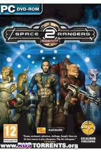 Космические Рейнджеры 2 : Революция | PC | RePack от R.G. Catalyst