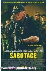 Саботаж | BDRip 720p | Лицензия