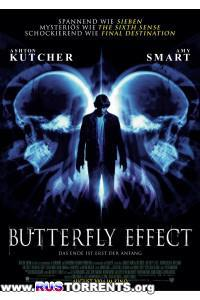 Эффект бабочки | BDRip 720p