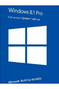 Windows 8.1 Pro Update 1 x64 by Mr.MEX