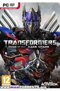 Transformers: Rise of the Dark Spark | PC | RePack от R.G. Freedom