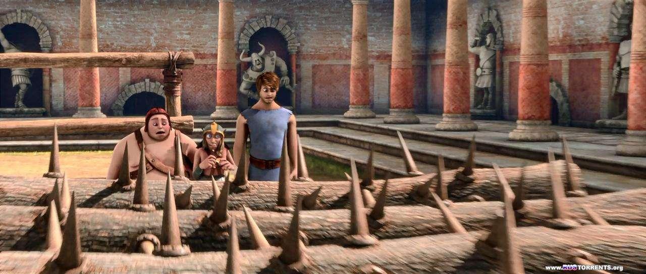 Гладиаторы Рима | BDRip 720p