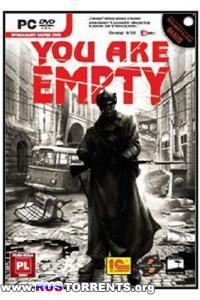 You are Empty | PC | RePack by R.G. Origami