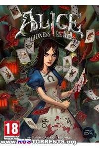 Alice: Madness Returns | PC | Steam-Rip