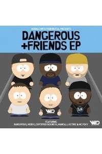 VA - Dangerous and Friends EP | MP3