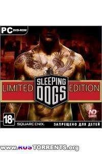Sleeping Dogs - Limited Edition [v 2.1] | PC | Лицензия