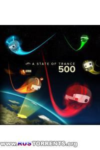 Armin van Buuren - A State of Trance 500