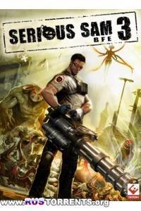 Serious Sam: BFE [Steam-Rip, RUS, 2011]