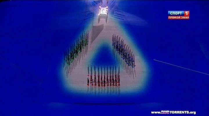 XI Зимние Паралимпийские игры. Сочи. Церемония открытия [Спорт 1 HD] | HDTVRip