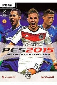 PES 2015 / Pro Evolution Soccer 2015 [Update 4] | PC | RePack от R.G. Steamgames